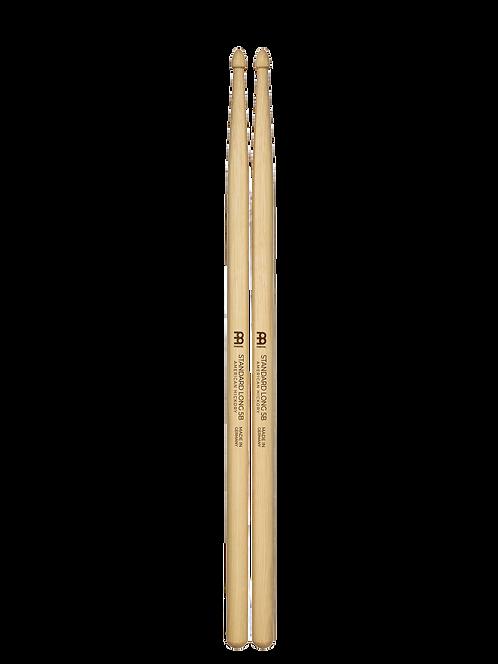 MEINL Stick & Brush Standard Long 5B Acorn Wood Tip Drumstick