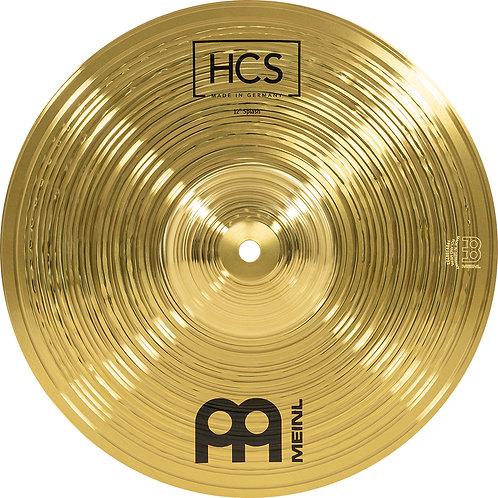 """MEINL Cymbals HCS Splash 12"""""""
