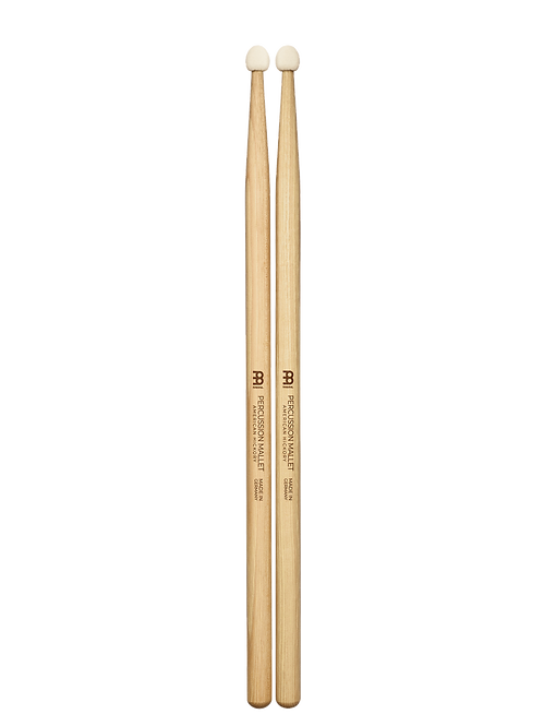 MEINL Stick & Brush Round Felt Tip Percussion Mallet Stick