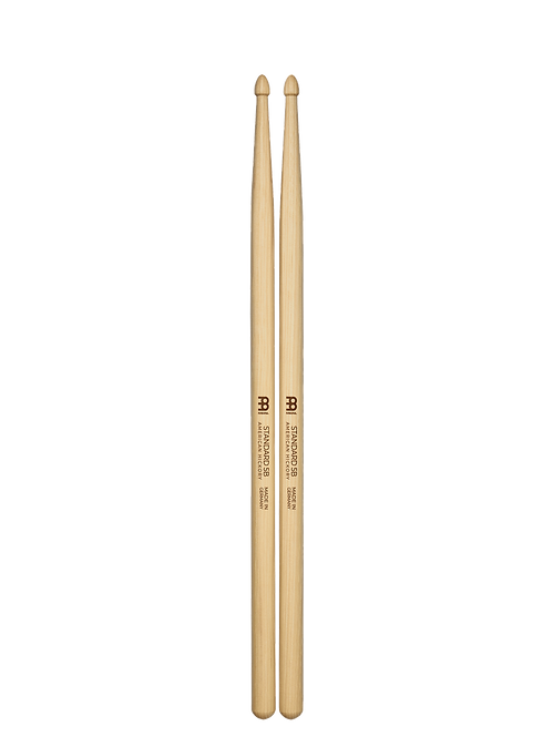 MEINL Stick & Brush Standard 5B Acorn Wood Tip Drumstick