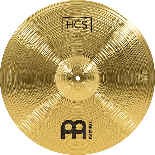 """MEINL Cymbals HCS Crash-Ride 18"""""""