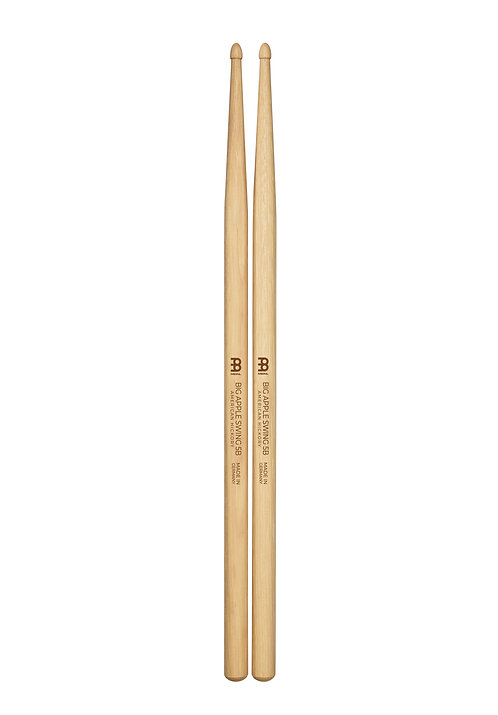 MEINL Stick & Brush Big Apple Swing 5B Small Acorn Wood Tip Drumstick