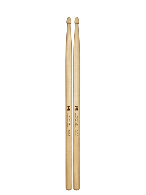 MEINL Stick & Brush Heavy 2B Acorn Wood Tip Drumstick