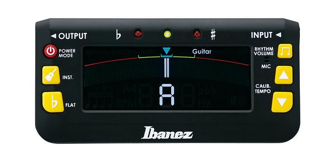 IBANEZ Chromatisches / Automatisches Stimmgerät mit eingebautem Metronom
