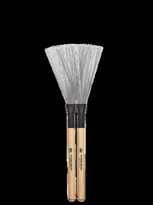 MEINL Stick & Brush 7A Fixed Wire Brush