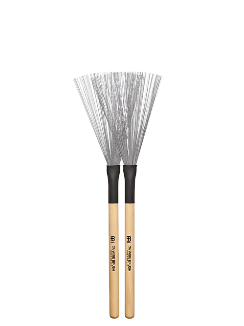 MEINL Stick & Brush 7A Fixed Wire Brush