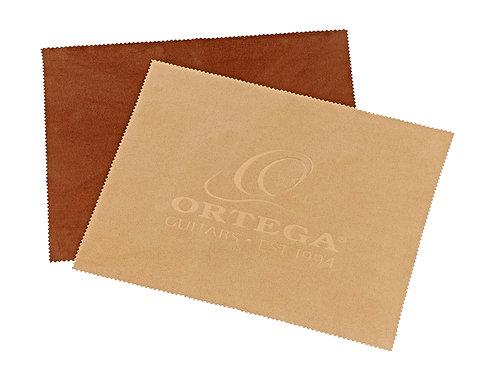 Ortega Mikrofasertuch Zweierpack Hellgelb Und Hellbraun