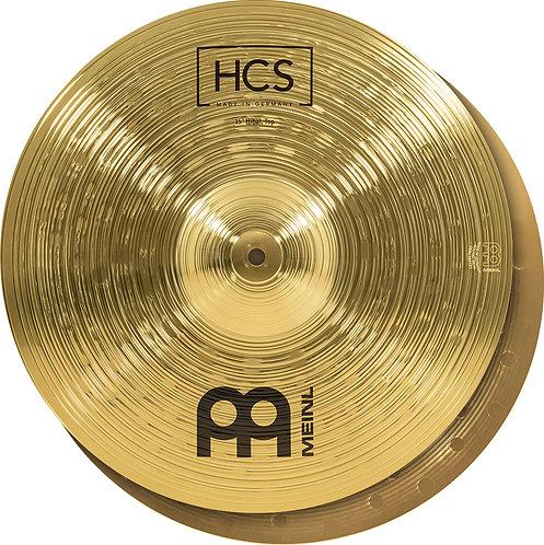 """MEINL Cymbals HCS HiHat Paar 15"""""""