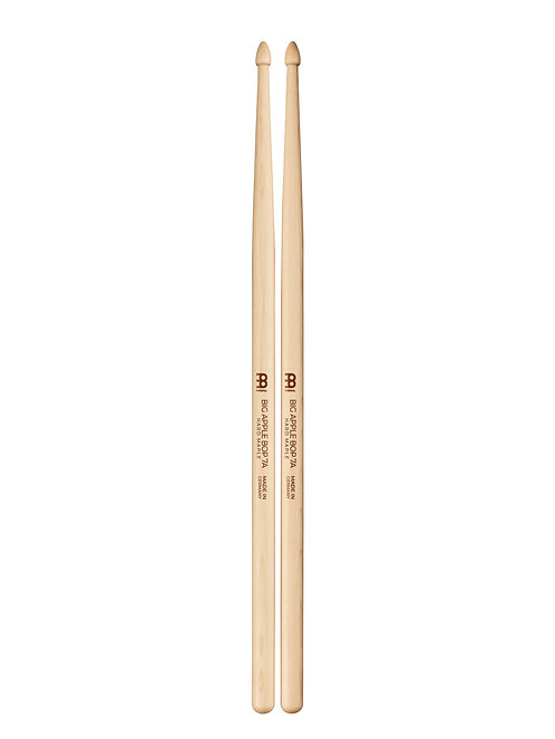 MEINL Stick & Brush Big Apple Bob 7A Big Acorn Wood Tip Drumstick