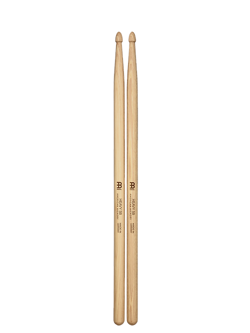 MEINL Stick & Brush Heavy 5B Acorn Wood Tip Drumstick