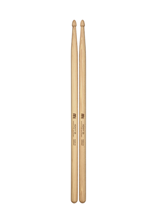 MEINL Stick & Brush Heavy 5B Acorn Wood Tip Drumstick