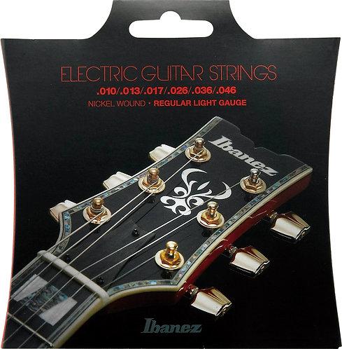 IBANEZ Saitensatz E-Gitarre Nickel Wound 6-Saiter Regular Light, 10-46