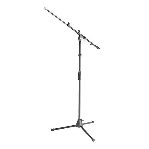 Adam Hall Stands Mikrofonständer mit Schwenkarm