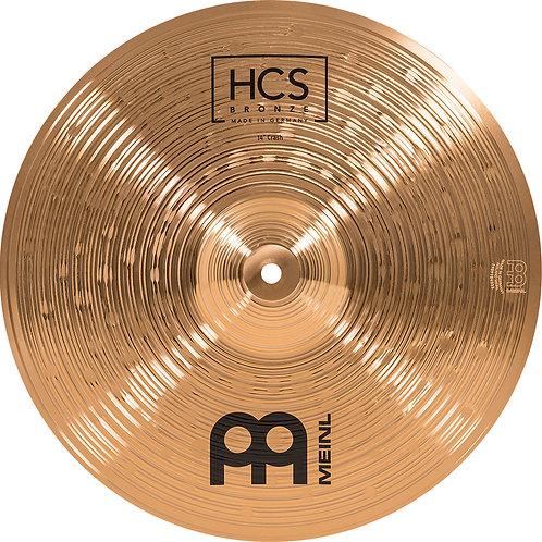 """MEINL Cymbals HCS Bronze Crash 14"""""""
