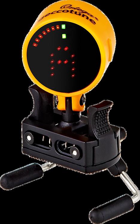 Ortega GECCOTUNE - chromatischer Clip Tuner 436445 Hz Orange / Schwarz