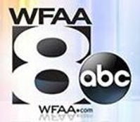 ABC WFAA feature of Sydney Paige backpacks