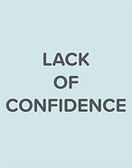 lack of confidence low-income youth