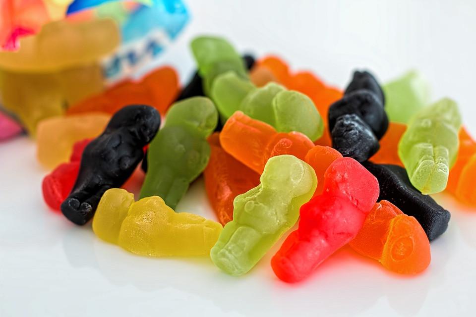 jelly babies Pixabay Steve Buissinne