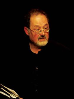 Tom Hubbard poet writer academic