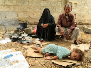 A TRIO OF POEMS FOR YEMEN