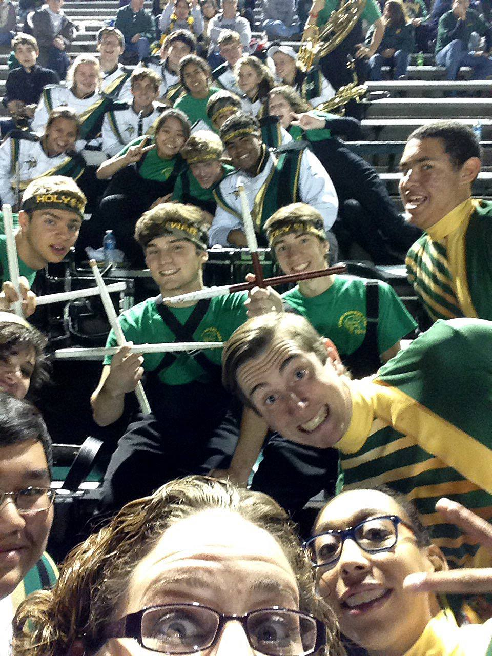 ACCHS Marching Band