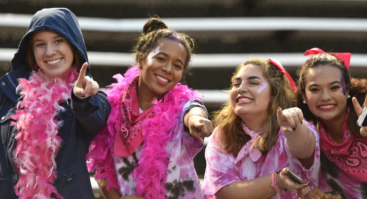 Viking Spirit - Pink Out