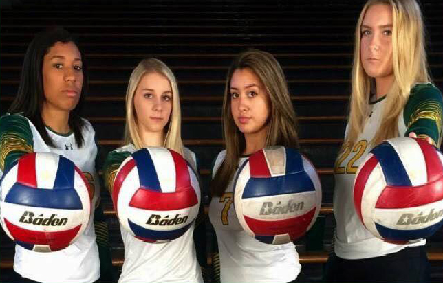 Vikette Volleyball Seniors