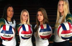 Vikette Volleyball Seniors