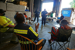 Presentation at Orange Recycling Services