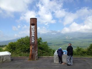 信州峠~横尾山~飯盛山~野辺山獅子岩 + ツエルト泊