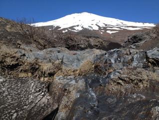 富士山 まぼろしの川を見に行く