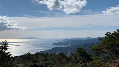 伊豆七島が見渡せます♪