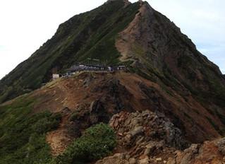 9月15日は八ヶ岳(赤岳)へ