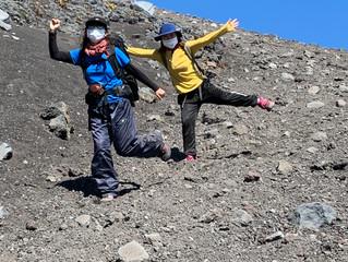 今年最後の富士登山ツアーです!
