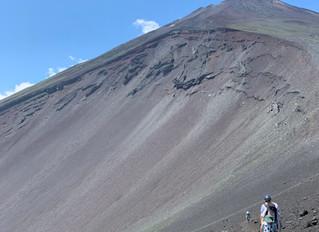 5つある富士登山ルートの難易度と混雑度