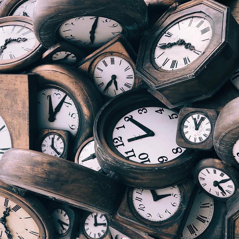 Conférence- Qu'est ce que le temps ?