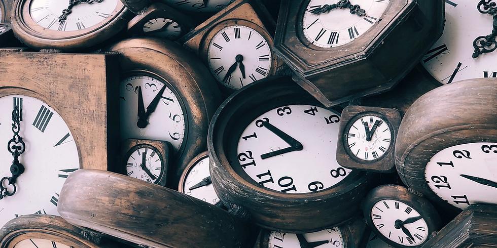 25 שעות ביממה - מפגש עם רותי רודנר (למנויות בלבד)