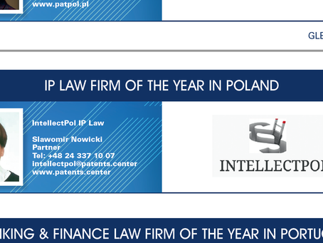 The Global Law Experts Awards