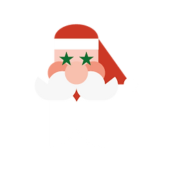 Père Noël Heureux
