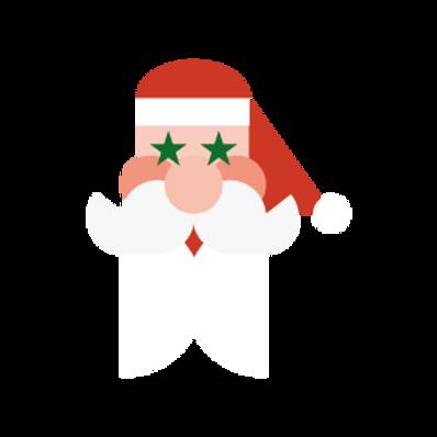 glad Santa