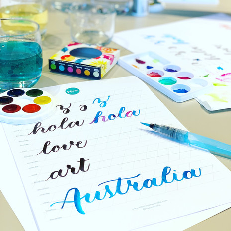 Workshop Australia