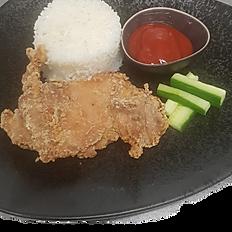 Kanaa riisillä (l)