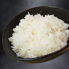 Steamed rice (l)