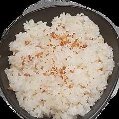 Valkosipuli riisi (l)