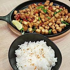 Sihisevä Sisig, Tofu (l)