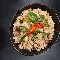 Spicy Kainan rice (L)