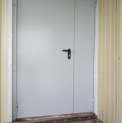 3. Расширение дверного проёма (входная д