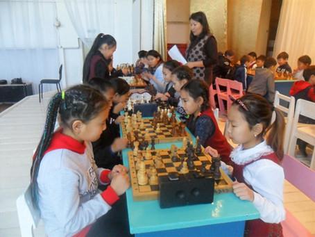 Соревнования по быстрым шахматам