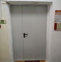 16. Расширение дверного проёма входная д