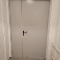 5. Расширение дверного проёма (входная д